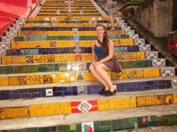 Selaron's Staircase, Rio de Janeiro