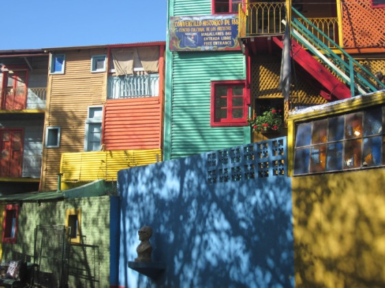 Colours of Argentina